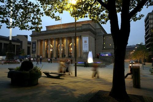 European Outdoor Summit 2015, Sheffield - City Hall